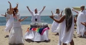ritual beach